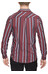 Berghaus Eco LS Shirt Men Volcano Red Small Check